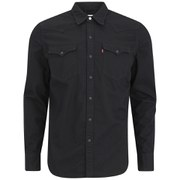 Levi's Men's Barstow Western Long Sleeve Shirt - Bruised Indigo