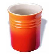 Le Creuset Stoneware Small Utensil Jar, 1.1L - Volcanic