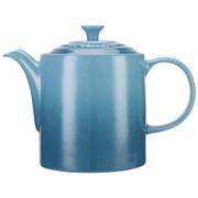 Le Creuset Stoneware Grand Teapot, 1.3L - Teal