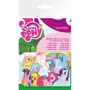 My Little Pony Logo Card Holder