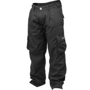 GASP Street Pants - Wash Black
