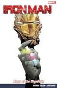 Iron Man - Volume 5: Rings of the Mandarin Graphic Novel