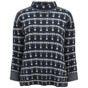 Custommade Women's Rabab Sweatshirt - Anthracite Black