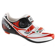 DMT Pegasus Road Shoes - White/Red/Black