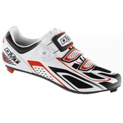 DMT Hydra Road Shoes - White/Red/Black