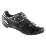 DMT Pegasus Road Shoes - Black/Black/Anthracite