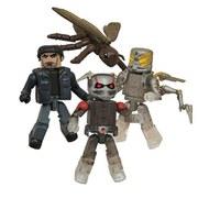Marvel Ant Man San Diego Comic Con 2015 Exclusive Minimates Box Set