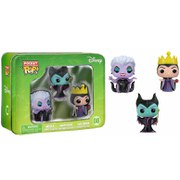 Disney Baddies Pocket Mini Pop! Vinyl Figure 3 Pack Tin