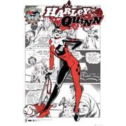 DC Comics Harley Quinn Comic - 24 x 36 Inches Maxi Poster