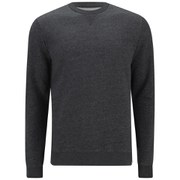 Derek Rose Men's Dorset 1 Sweatshirt - Charcoal