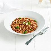 Meal Replacement Spaghetti Bolognese