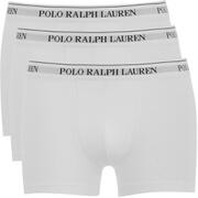 Polo Ralph Lauren Men's 3 Pack Pouch Boxer Shorts - White