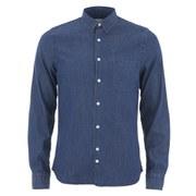 J.Lindeberg Men's Dani Long Sleeve Shirt - Chambre