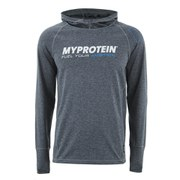 Myprotein Heren performance Hoodie & ndash; Black