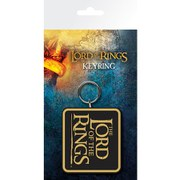 Lord Of The Rings Logo - Keyring