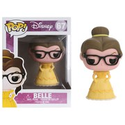 Disney Beauty And The Beast Beauty Hipster Belle Pop! Vinyl Figure