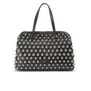 REDValentino Women's Double Handbag - Black
