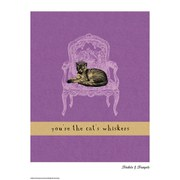 Trinkets and Trumpets Cat's Whiskers Print