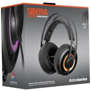 Siberia Elite Prism Headset - Black