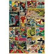 Marvel Comics Comic Panels - 24 x 36 Inches Maxi Poster