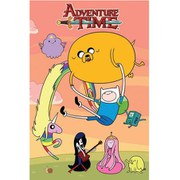 Adventure Time Sunset - 24 x 36 Inches Maxi Poster
