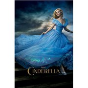 Disney Cinderella Movie - 24 x 36 Inches Maxi Poster
