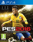 PES 2016: Pro Evolution Soccer
