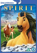 Spirit: Stallion of the Cimarron - 2015 Artwork