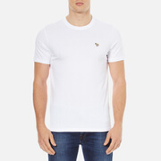 Paul Smith Jeans Men's Basic Zebra Organic Cotton T-Shirt - White