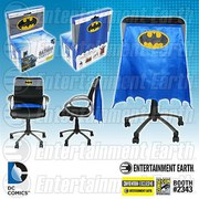 DC Comics Batman Classic Convention Special Chair Cape