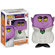 Hanna Barbera Wacky Races Little Gruesome Pop! Vinyl Action Figure