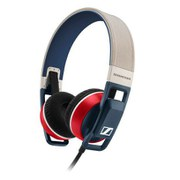 Sennheiser Urbanite On Ear Headphones Inc In-Line Remote & Mic - Nation