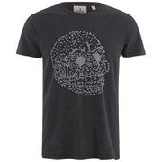 Cheap Monday Men's Standard Fly Skull T-Shirt - Black