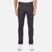 Superdry Mens' Standard Skinny Denim Jeans - Full Raw