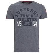 Superdry Men's Trackster T-Shirt - Super State Blue