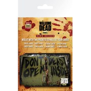 The Walking Dead Dead Inside - Card Holder