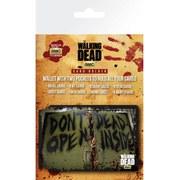 The Walking Dead Dead Inside - Card Holder
