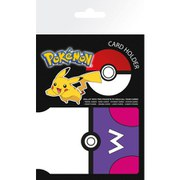 Pokemon Masterball - Card Holder