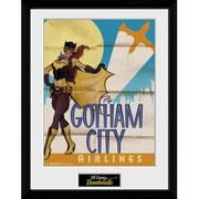 DC Comics Batgirl - 16 x 12 Inches Framed Photographic