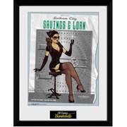 DC Comics Catwoman - 16 x 12 Inches Framed Photographic