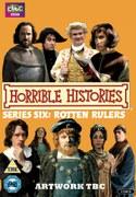 Horrible Histories: Rotten Rulers - Series 6