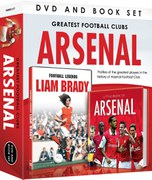 Greatest Football Clubs: Arsenal - Includes Book