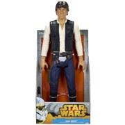 Jakks Pacific Star Wars Classic Big Size Han Solo 18 Inch Action Figure