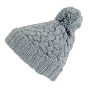 Barbour Women's Maybole Beanie Hat - Light Grey