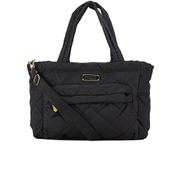 Marc by Marc Jacobs Women's Crosby Quilt Nylon Elizababy Bag - Black