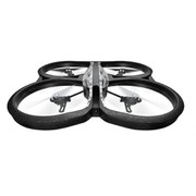Parrot AR.Drone 2.0 Elite Edition Quadricopter (720p HD Camcorder, 4GB Flash Storage) - Snow