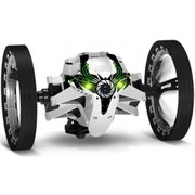 Parrot Minidrone Jumping Sumo 'Insectoid' (Live Video Streaming and Recording) - White