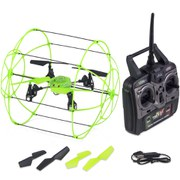 Odyssey Sky Runner 2.4GHz Remote Controlled Quadcopter - Green