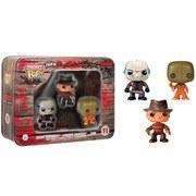 Horror Freddy, Jason, Sam Pocket Mini Funko Pop! Figur 3 Pack Tin