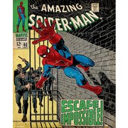Marvel Comics Spider-Man - Escape Impossible - 16 x 20 Inches Mini Poster